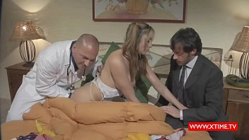 Scopata a tre per Monella! Con Franco Trentalance e Francesco Malcolm! XTIME.TV!