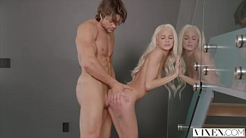 VIXEN Teen Is Dominated By Fathers Business Partner